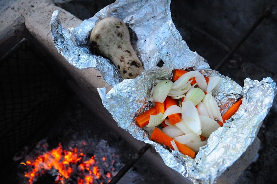 butternut n onions